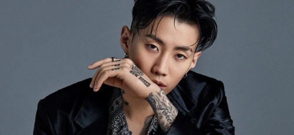Jay Park Tersentuh Saat Menangi Artist of The Year di Korean Hip Hop Awards 2021