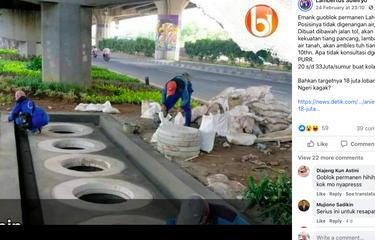 Sumur Resapan Dibangun Anies Dekat Tiang Layang Jalan Jakarta Ancam Ketahanan Lateral