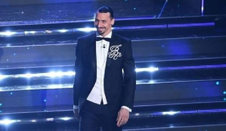Cerita Zlatan Ibrahimovic Umbar Lelucon Saat Jadi Presenter Festival Musik