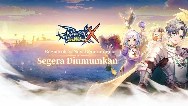 [NEW] Ragnarok Mobile - Ragnarok X: Next Generation