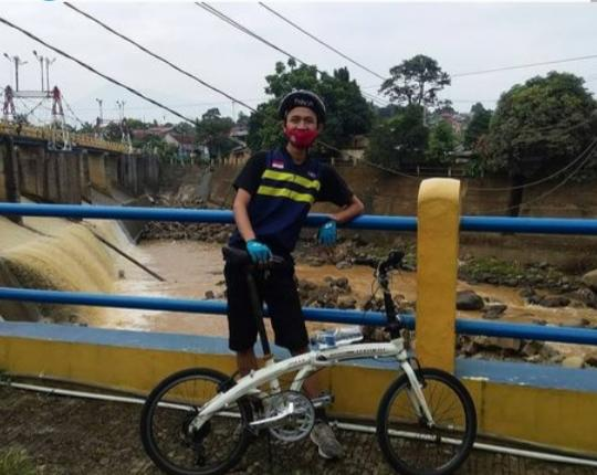 Maxx , Sepeda Lipat Yang Salah Pergaulan