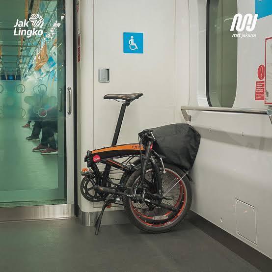 Mencari Jalan Menanjak dan Touring menggunakan Sepeda Lipat, Apa bisa?