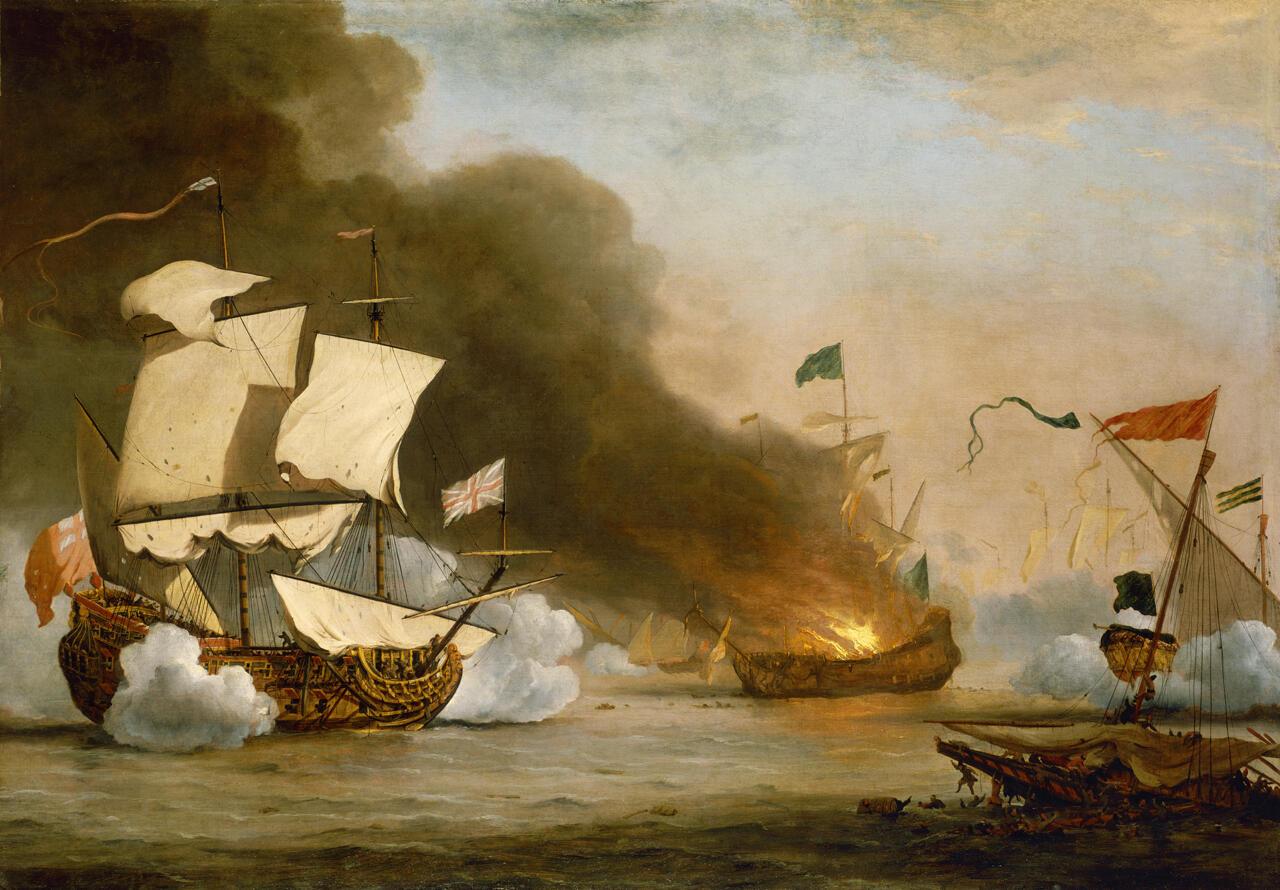 Golden age of piracy abad 16-19M bagian 2: Corsair