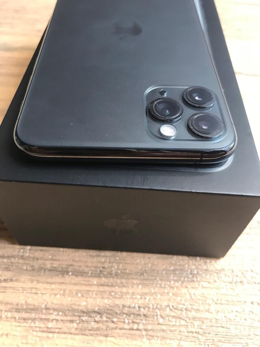 Terjual iphone 11 pro max 64gb Fullset ori ex IBOX like ...