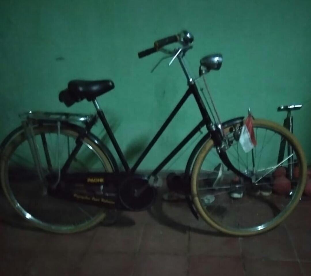Sehat, Santai dan Berkomunitas Dengan Sepeda Onthel Kebanggaan