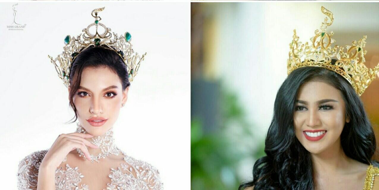 Aurra Kharisma The Next Miss Grand International? Majalengka Mendunia