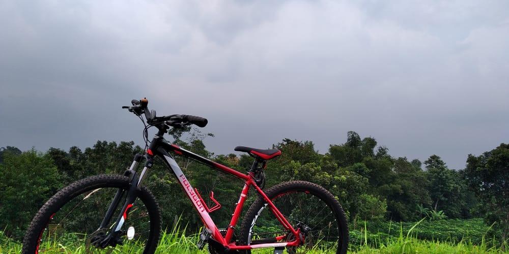 Olah Raga Sambil Traveling Gratis dengan Gowes Sepeda Gunung