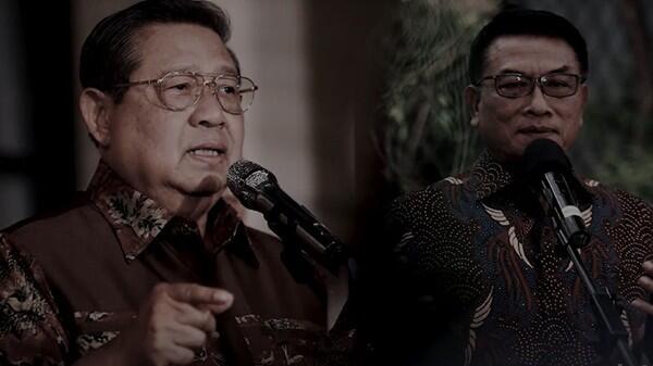 SBY Malu Pernah Beri Jabatan ke Moeldoko: Saya Mohon Ampun Pada Allah