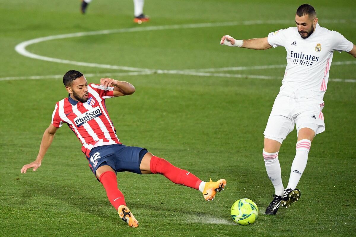 Berjumpa Atletico Madrid, Real Madrid Berpeluang Perpendek Jarak