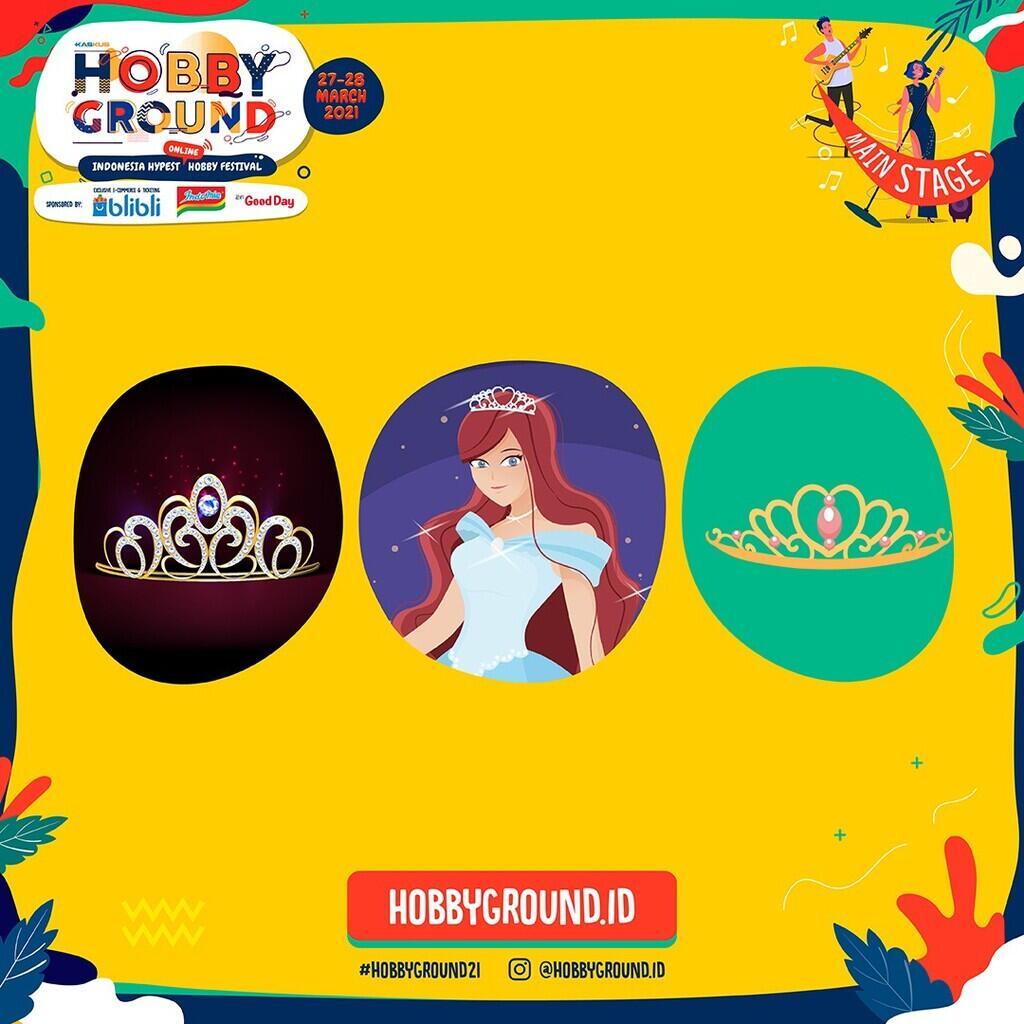 Hobbyground 2021 Hadir Secara Virtual, Begini Keseruannya Gan!