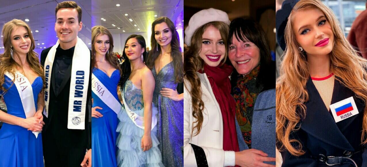 Bakal Wakili Russia Di Miss Universe Mendatang! Intip Cantiknya Si Barbie Alina Sanko