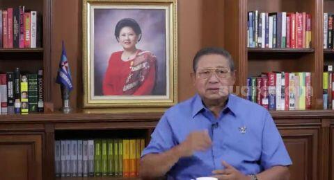 Moeldoko Ketum Demokrat, SBY: Bangsa Ini Berkabung, Akal Sehat Telah Mati