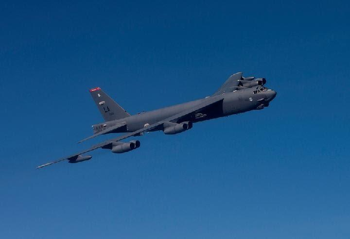 B-52 Stratofortress, Pesawat Bomber Berusia Tua yang Masih Menjadi Andalan Paman Sam