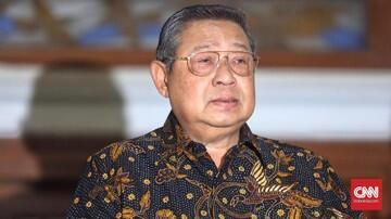 SBY Serukan 'Perang' Usai Moeldoko Jadi Ketum KLB Demokrat