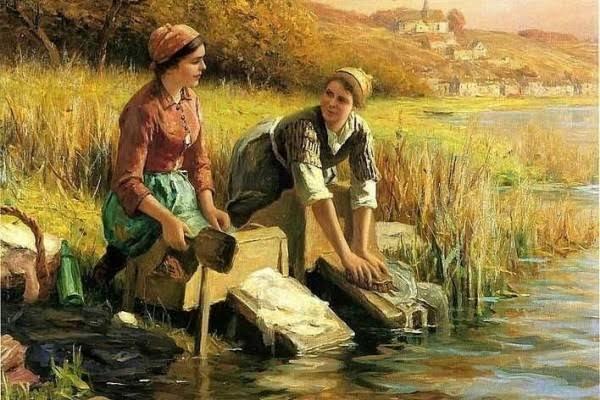Inilah Cara Bangsa Romawi Kuno Mencuci Pakaiannya, Sebelum Mengenal Sabun