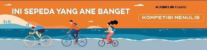 Bersepeda: Olahraga Sekaligus Hobi Yang Menyenangkan