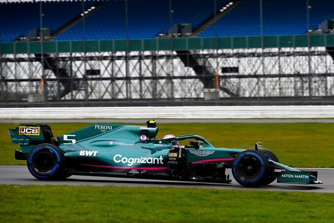 ASTON MARTIN Resmi Rilis Mobil F1