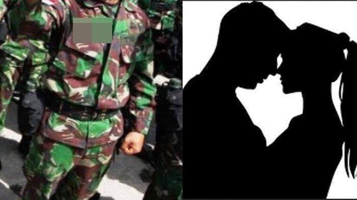 Skandal 2 Oknum Tentara Rebutan Istri Perwira, Pratu Adu Jotos Serma