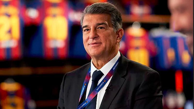 Barcelona Reuni Kembali Dengan Laporta, Sukses Gak Ya?
