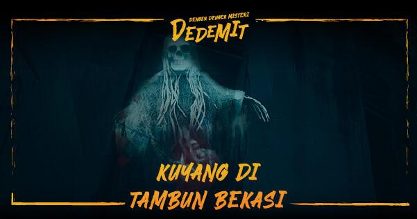Kuyang Nyasar dari Kalimantan ke Bekasi?!