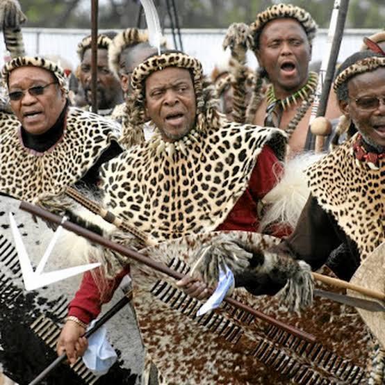 Kabar Duka Cita, Raja Zulu Afrika Selatan Yang Kontroversial Tutup Usia