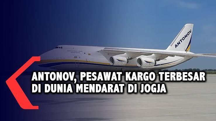 Apa Itu Pesawat Antonov?