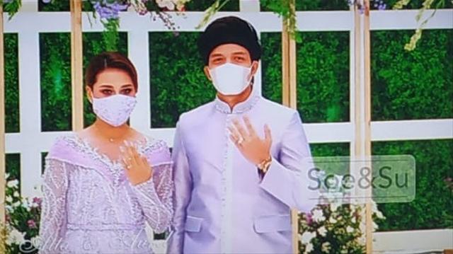 Siaran Langsung Acara Lamaran Atta Halilintar & Aurel di TV Tuai Kritik
