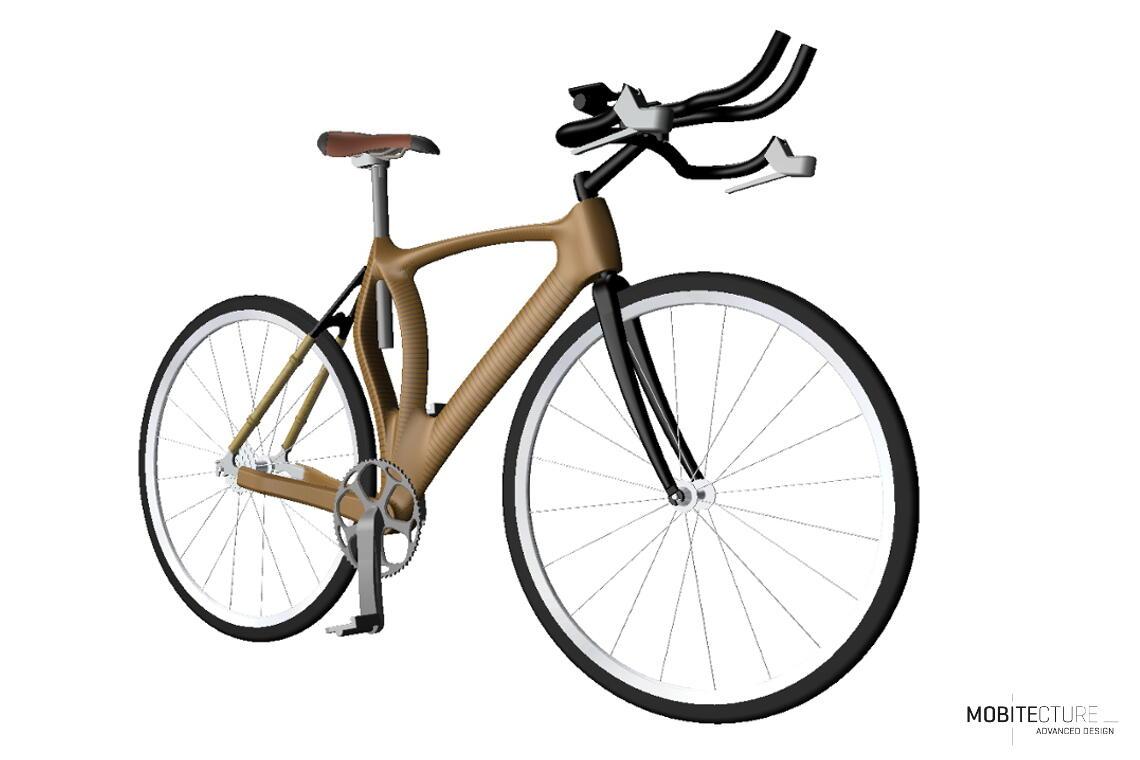 Komunitas Sepeda Ini Menciptakan Sepeda Dari Serat Ganja, Dijamin Ramah Lingkungan