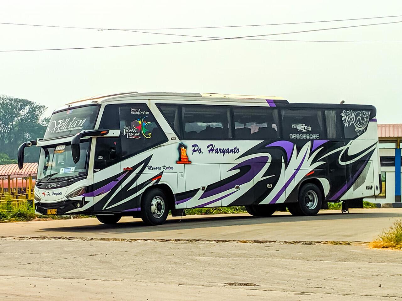 PO Haryanto, PO Dengan Armada Mewah Asal Jawa Tengah
