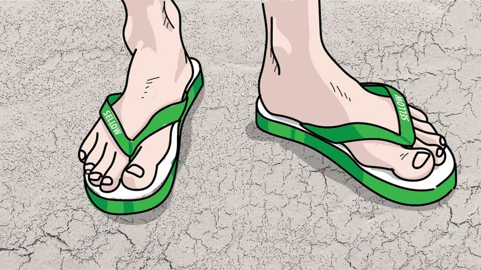 Sandal Overpower