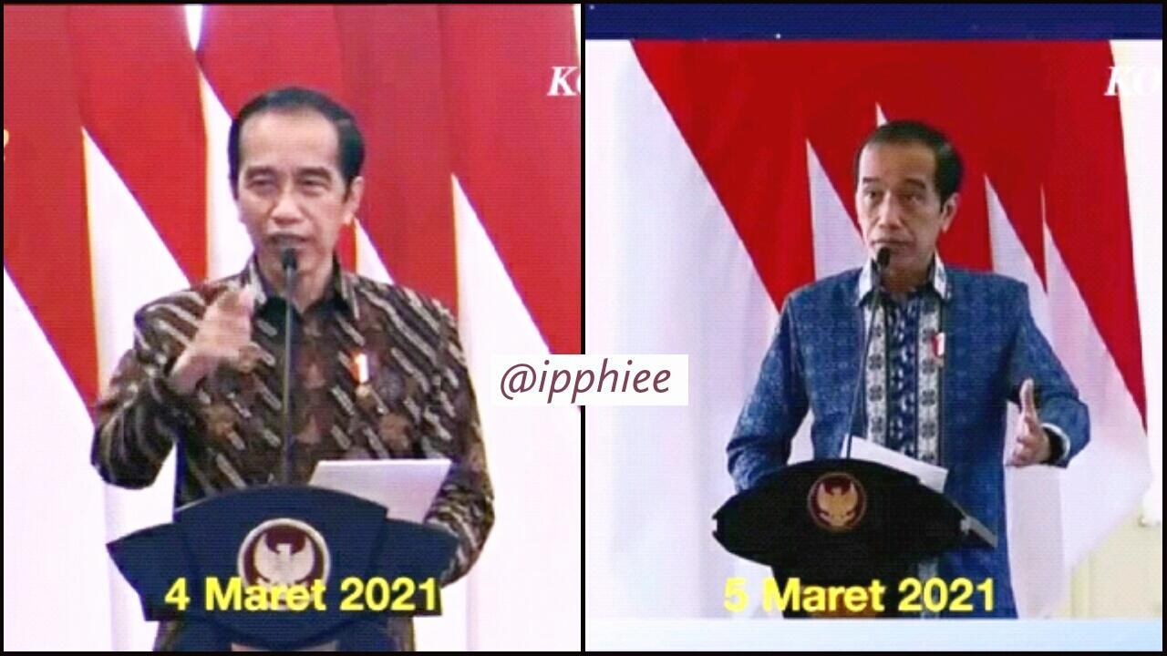 Benci Produk Asing, Maksud Presiden Jokowi Apa?