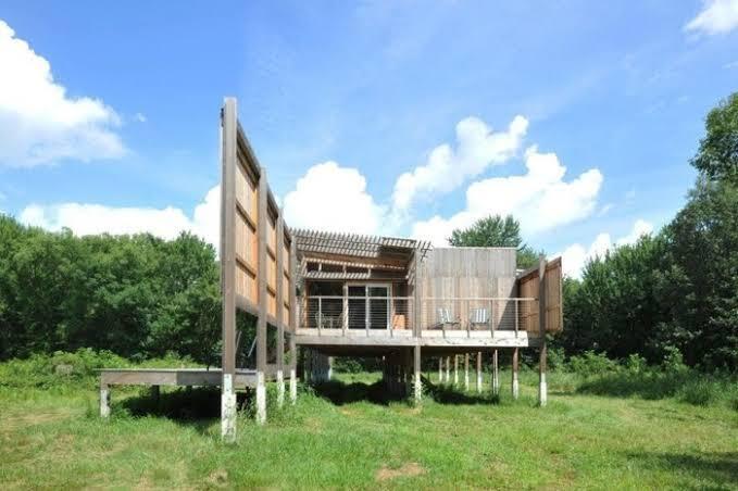 Rumah Panggung Modern dapat Mengatasi Masalah Banjir, Patut dicoba & Bermanfaat