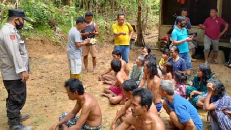 Aliran Sesat Hakekok, Mandi Bersama Antara Pria Dan Wanita Bikin Heboh Pandeglang