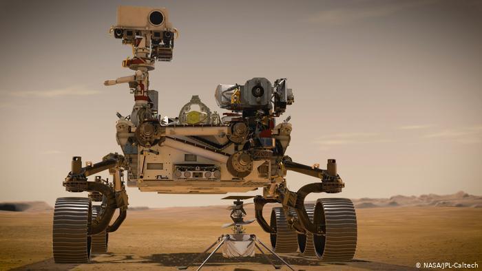 Apa sih Pentingnya Rover Perseverance Dikirim ke Mars?