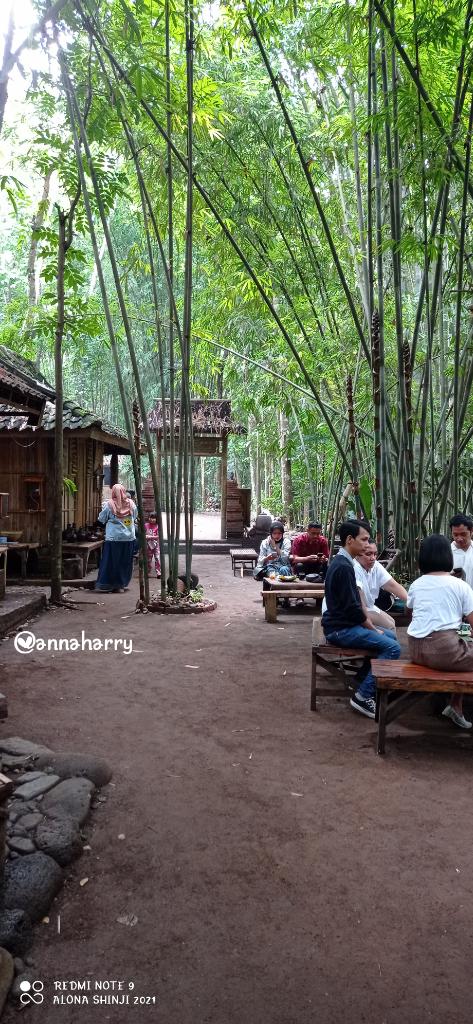 Berkunjung Ke Situs Ngawonggo Di Tajinan Kabupaten Malang, Jawa Timur