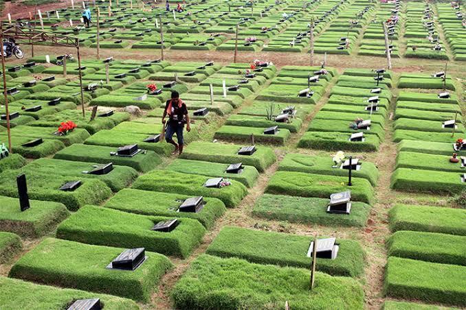 Inilah yg Terjadi, Jika Dunia Sudah Tak Ada Lagi Lahan Kuburan!