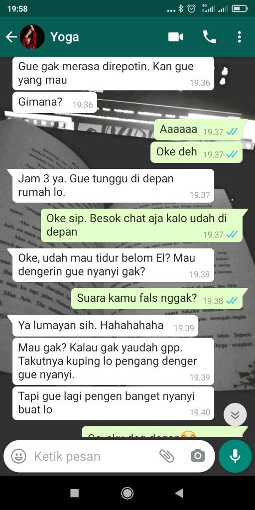 Jangan Baper! Chatting Tak Melulu Berujung Dating