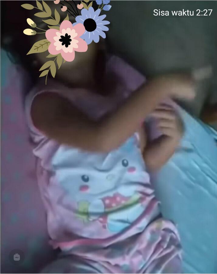 Prestasi Atau Aib Anak Goyang Tiktok Sambil Tertidur?