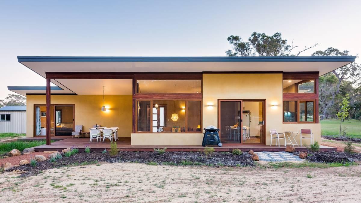 Rumah Terkuat, Tahan Api & Terlentur Ini Terbuat Dari Serat Ganja. Ramahkah Rumahnya?