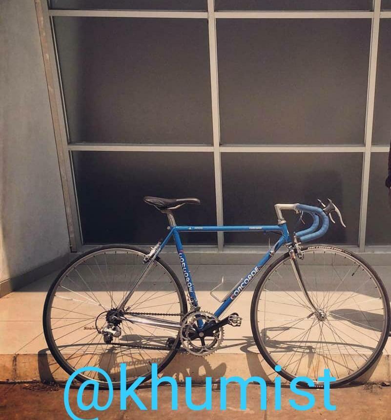 Sepeda Mejeng Menang Dapat KasPay Ratusan Ribu Rupiah