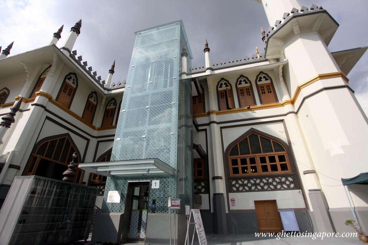 Masjid Bersejarah Di Singapura. Sultan Banget Pokoknya!