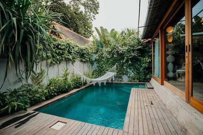 Berikut Ini 4 Desain Kolam Renang Belakang Rumah Pribadi yg Menginspirasi