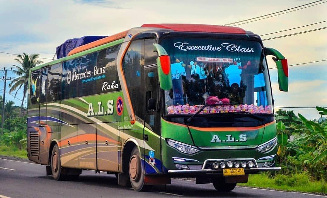 Antar Lintas Sumatera, Sang Legenda Dari Provinsi Sumatera Utara