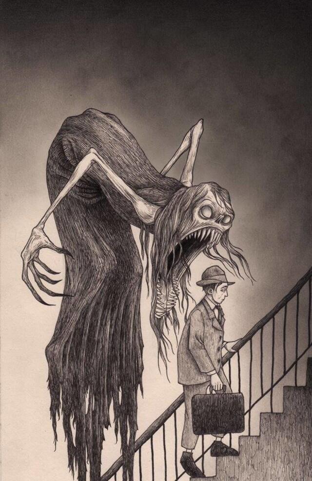 [ Cerita Horor ] Makhluk di Pohon Berharap Asrama