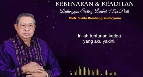 Pendiri Demokrat: SBY Ciptakan Puisi Playing Victim, Penuh Kebohongan