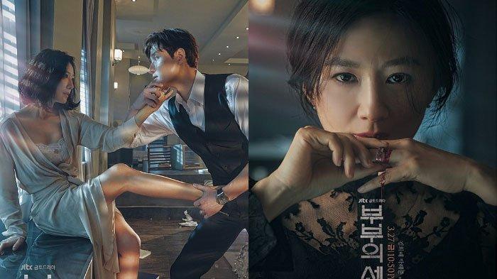 Greget! Drama Korea Tentang Pelakor Ini Sukses Bikin Emak-Emak Emosi!