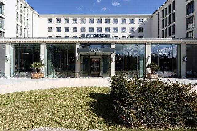 Hotel Terbesar di Dunia Prora yg Dibangun Oleh Perintah Adolf Hitler