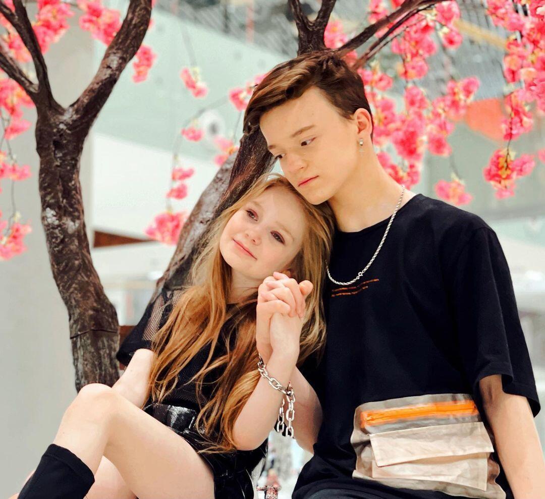 Pernikahan Model 8 Tahun dengan Selebgram 13 Tahun di Ukraina Mendapat Kecaman Keras