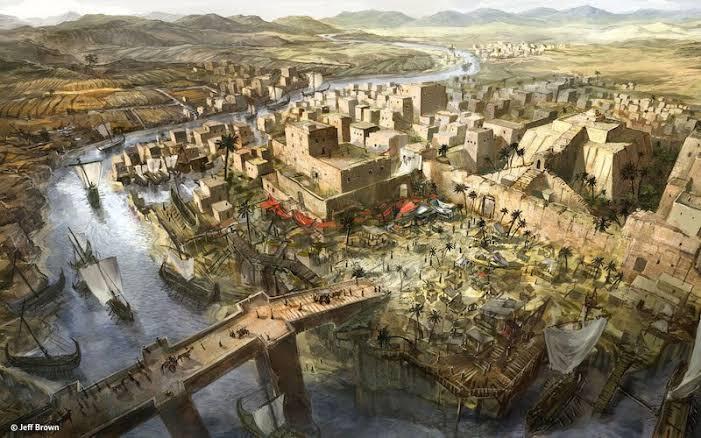 Mengagumkan! Penemuan Bangsa Mesopotamia Ini Mampu Mengubah Dunia