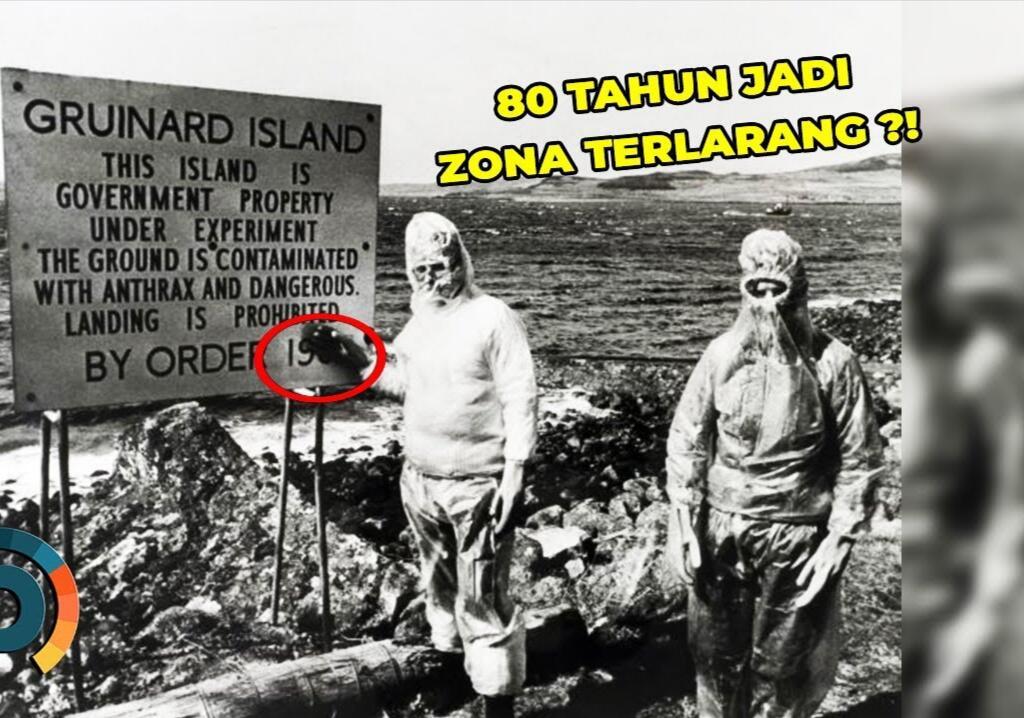 Pulau Gruinard, Misteri Kekejaman Inggris
